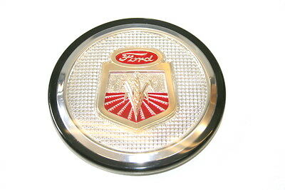Ford Tractor 501 601 701 Tractor Front Hood Emblem