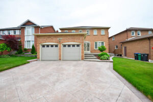 JUST LISTED - GORGEOUS Meadowvale Mississauga Home