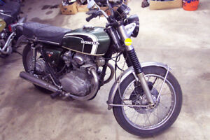 CB350 + SCRAMBLER + LOT OF PARTS