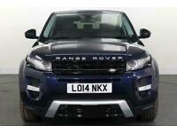 2014 Land Rover Range Rover Evoque 2.2 SD4 Dynamic SUV 5dr Diesel Automatic AWD