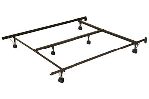 Metal Queen Bed Frame