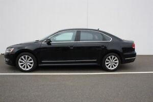 2013 Volkswagen Passat Highline 2.0 TDI 6sp DSG at w/ Tip