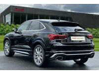 2021 Audi RS Q3 Sportback 400 PS S tronic Auto Estate Petrol Automatic