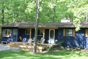 Southcott Pines Grand Bend Family cottage rental available