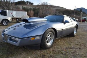 >>>PRICE REDUCED!--PRO STREET 502 VETTE<<<