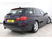 2011 11 BMW 5 SERIES 2.0 520D M SPORT TOURING 5DR 181 BHP SAT NAV DIESEL