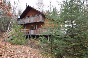 Hunt Camp property with over 170 acres!