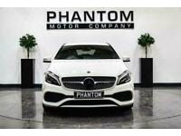 2016 Mercedes-Benz A Class 2.1 A220d AMG Line (Premium) 7G-DCT (s/s) 5dr Hatchba
