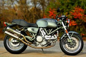 Ducati Sport Classic 1000 Custom naked cafe racer motorcycle