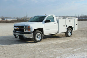 NEW SERVICE BODIES FOR SALE