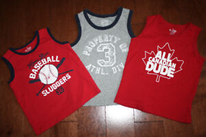 3 Childrens Place Tank Tops - 3T