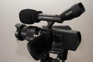 Sony VG 10 HD Video/Photo Camera
