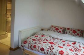 Double room with ensuite - £480 (excluded bills)