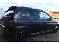 Looking for corsa b