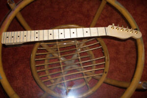 """New  Warmoth """"Standard Thin"""" neck (Telecaster style)"""