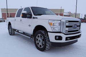 2016 Ford F-350 Platinum -FULL LOAD/LEATHER/4X4 $58,987!!!!