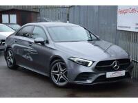 2019 Mercedes-Benz A Class 1.3 A200 AMG Line (Premium Plus) 7G-DCT (s/s) 4dr Sal