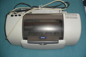 Epson C60 Stylus Printer