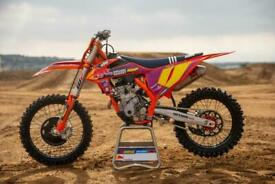 PRE ORDER YOUR 2021 KTM SXF 250 Factory Edition Troy Lee Design SXF250 SX-F