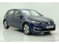 2019 Volkswagen Golf 99kW e-Golf 35kWh 5dr Auto Hatchback Electric Automatic