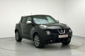 Nissan Juke 1.6 DIG-T Shiro PETROL MANUAL 2012/12