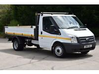 2.2 350 DRW 2D 125 BHP S/CAB EURO 5 MWB RWD TWIN WHEEL DIESEL MANUAL TIPPER 2014