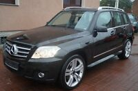 "Mercedes-Benz GLK 320 CDI 4-Matic VOLL+20""ALU+PANORAMA+COMAND"