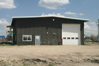 Shop for Lease County Industrial Park