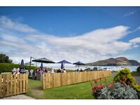 Commis Chef Required for Gastro Pub on the Isle of Arran