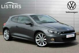 image for 2016 Volkswagen SCIROCCO DIESEL COUPE 2.0 TDI BlueMotion Tech R-Line 3dr Coupe D