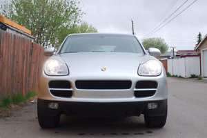 2004 Porsche Cayenne S - Possible to trade