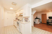 2 Bedrooms available for rent in Basement Apartment