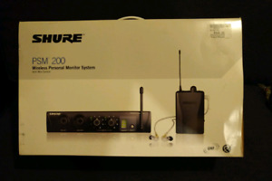 Shure PSM 200 For Sale
