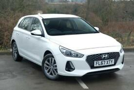 2017 Hyundai i30 1.6 CRDi (109ps) SE Diesel white Manual