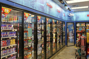 Walk-in Refrigeration Coolers - Custom Design and Built