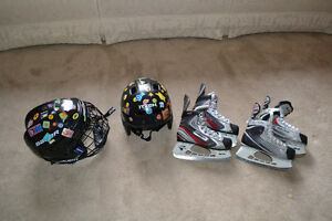 Miscellaneous Youth Hockey Equipment