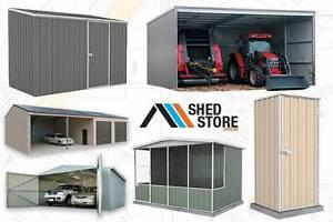 Launceston Garden Sheds, Farm Sheds, Workshops, Carports, Aviarie Launceston Launceston Area Preview
