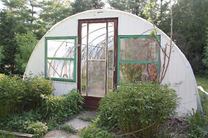 Green house 9x15 ft