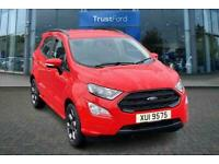 2021 Ford Ecosport 1.0 EcoBoost 125 ST-Line 5dr *** BEAT THE WAITING LIST , STUN