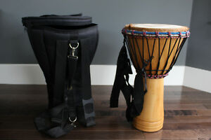 Djembe / Strap / Carrying Case