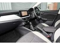 2020 Skoda KAMIQ 1.6TDI (115ps) SE L SCR DSG SUV Diesel white Semi Auto