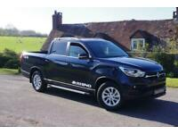 2021 Ssangyong Musso Double Cab Pick Up Rhino 4dr Auto AWD Pick Up Diesel Automa