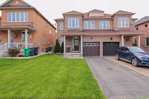 Beautiful House available for Lease in Brampton!!