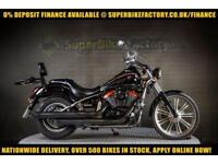 2009 59 KAWASAKI VN900 C9F CUSTOM 0% DEPOSIT FINANCE AVAILABLE