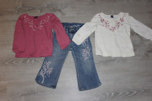 Toddler Girls Gap outfit 18-24 month