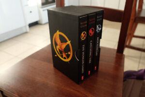 Books (teen series) : Twilight, Hunger Games, Divergent