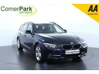 2014 BMW 3 SERIES 320D SPORT TOURING ESTATE DIESEL