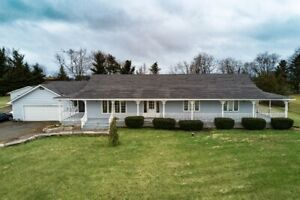 NEW PRICE! BEAUTIFUL COUNTRY HOME ON 1.5 ACRE LOT -$799,900