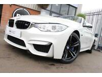 2015 15 BMW M4 3.0 2D AUTO-1 OWNER-HARMAN KARDON SURROUND SOUND-BLACK MERINO LEA