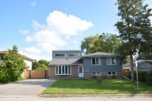 Large Family House Ground & Second Levels For Lease